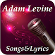 Adam Levine Songs&Lyrics by MutuDeveloper