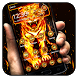 Flaming Tiger Theme by Themes 2017