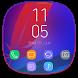 Note 8 Galaxy Theme by ThemesGeni