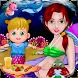 Mermaid Newborn Feeding by Purple Studio