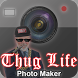 Thuglife Photo Maker -Stickers by Bram van der Giessen