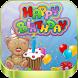 Feliz Cumpleaños Gratis by imagenesapps