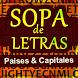 Sopa de letras de Países by Ocio