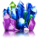Crystals Live Wallpaper by Live Wallpaper Free