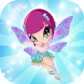 Robe Flora Winx 2 Of Bloomix by Games Cartoon Inc.