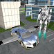 Flying Robot Car Simulator by Confun GameStudio