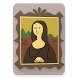 Monalisa : Emojis Over Face