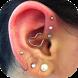 Ear Piercing Ideas by Elfarras