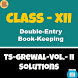 Class 12 Account (TS Grewal Vol-2) by Sanjeev Mehta