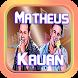 Matheus e Kauan palco musicas by Devfaiz