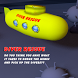 Diver Rescue Submarine by Pixel Dog Media