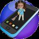 Bad Baby Victora Phone Cleaner by Ultimate Fun4Kids Games