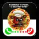 Call From Freddy Fazbear Pizza prank by magento pfe