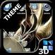Next Launcher 3D Angel Theme by Luzamara Corteletti
