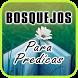 Bosquejos para Predicas by Estudios Bíblicos Diccionario Teología Vimalapps