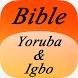 Yoruba & Igbo Bible by Onipaba
