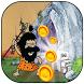 Caveman Runner by Racing Free Game HD