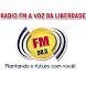 Rádio FM A Voz da Liberdade - 98,5 by Hoost