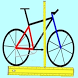 Measures bike - plus by estimprog
