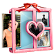 Love Pic Collage Photo Editor by Cute Girly Apps
