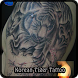 Korean Tiger Tattoo by Jillian Jones
