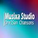 OrelSan Chansons - Basique by Musixa Studio