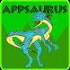 Appsaurus app de dinosaurios by Bolomor Studios Apps