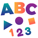 ABC For Kids - ABC Kids Learning Educational Kit by Lullaby
