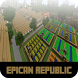 Map Epican Republic For MCPE by burapa tongmee