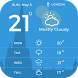 Today Weather radar Widget by Applock Security