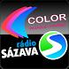 Color Rádio Sázava by App Vision.cz