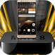 Mate 8 launcher theme by MobizeoApps