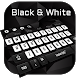 Classic Black Keyboard Theme by HD Theme launcher Creator