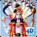 4D Vishnu Avatars - Dashavatara Live Wallpaper by Just Hari Naam