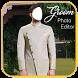 Groom Dress Photo Editor by Melaaniao Developers