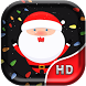 Christmas Santa Claus Live by Quentin Country Design