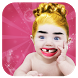Funny face changer - Photo Mix by Yamson Gold