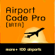 Airport Code Pro (IATA) by Travel and Education