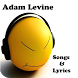 Adam Levine Songs & Lyrics by andoappsLTD
