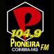 Rádio Pioneira FM 104,9 by Hoost