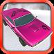 pink car game by socibox