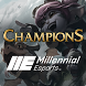 Champions of League of Legends by Millennial Esports