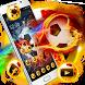 Crazy Football Flame theme by Christina_Liang
