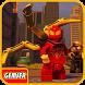 Gemser LEGO Iron-Spider by YeishaApps