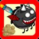 Fleeing Monster (free) by GAMDOM