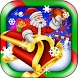 3D Santa Christmas Race FREE by MiniGamr