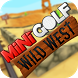 Free American Wild West Golf by Kill Some Time Games