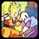 Super Goku: Saiyan Fighting by Saiyan No.1