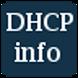 DHCP info by pasoftdev