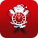 Santa Xmas Clock LiveWallpaper by Proskyl IT